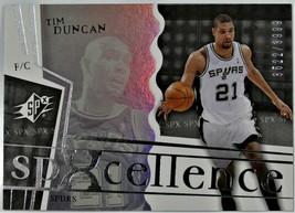 2003-04 TIM DUNCAN Upper Deck SP Basketball Card - 3522/3999 - $12.00