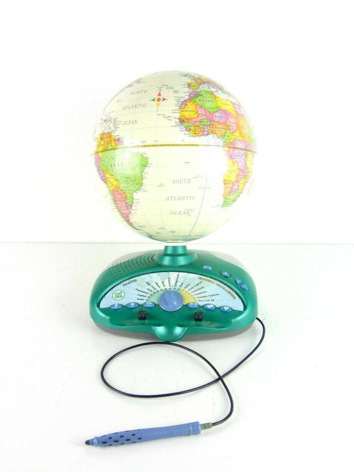 Leapfrog Eureka Challenge Globe No Cord - $19.79