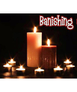 27X FULL COVEN HAUNTED BANISH ALL NEGATIVE AWAY MAGICK 96YR Witch Cassia4  - $112.77