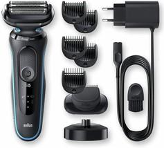 Braun Series 5 50-M4500cs Shaver Electric, Machine Of Shaving Beard Mens - $261.26