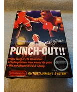 MIKE TYSON'S PUNCH-OUT Nes Nintendo Entertainment System Custom Box Only... - $53.43