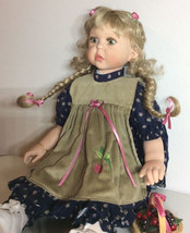 Cherry Lloyd Middleton Royal Vienna Doll Collection Signed #41/300 - $194.00