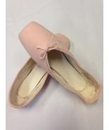 Baryshnikov LRPS 101 Women's Ballet Pink 3.5B Extra Strong Canvas Pointe... - $9.99