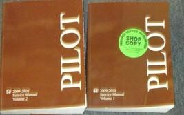 2010 Honda Pilot Service Repair Shop Manual Workshop Set Factory Brand New Oem - $200.10