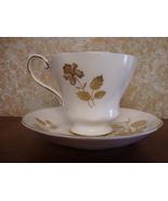 Royal Grafton Bone China white porcelain Tea cup and saucer. - $25.00