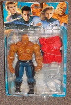 2005 Marvel Fantastic Four Clobber'n Crush Thing Movie Figure New In The Package - $54.99