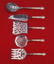 King Edward by Gorham Sterling Silver Brunch Serving Set 5pc HHWS Custom... - $305.15