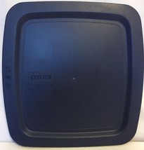 """Pyrex Easy Grab C-222-PC Blue Plastic Lid Cover for 8""""x8"""" Square Baking ... - $7.99"""