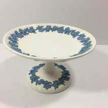 Wedgwood Embossed Queensware Tazza (1950s) - $34.65