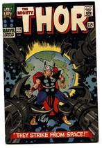 THOR #131-comic book 1966-MARVEL COMICS-KIRBY FN - $63.05