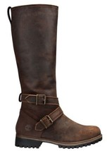 Timberland Women's Wheelwright Tall Buckle Waterproof Boots A15T3 Size:6 - $168.30