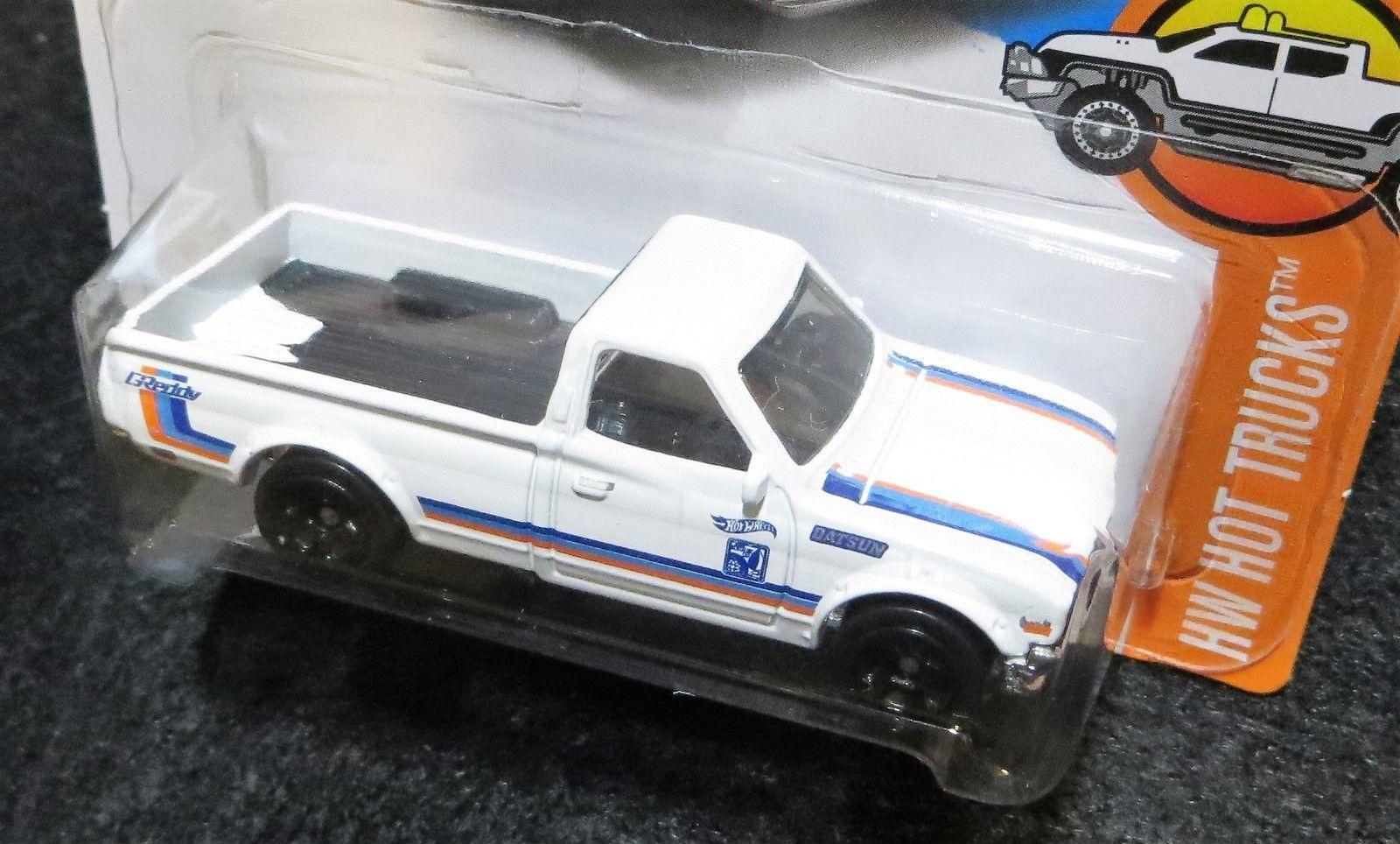 2017 Hot Wheels White Datsun 620 Pickup Hw And 50 Similar Items