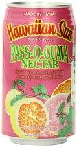 Hawaiian Sun Nectar, Pass-O-Guava, 11.5-Ounce (Pack of 24) - $68.95