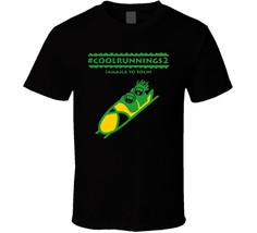 Jamaican Bobsled Cool Runnings Support Fundraiser Olympic Sports T Shirt - $18.49+