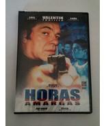 HORAS AMARGAS DVD Valentin Trujillo Luis Gatica Tono Infante Antonio Raxel - $9.78