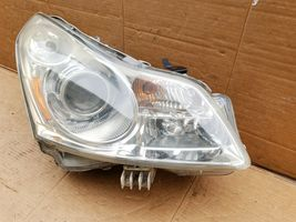 07-09 Infiniti G35 G37 4door Sedan Xenon HID HeadLight Lamp Passenger Right RH image 3