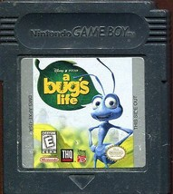 Bug's Life (Nintendo Game Boy 1998) - $1.97