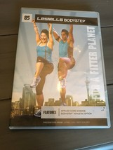 Les Mills Body Step Workout 85 - DVD, CD, & Instructor Notes BodyStep Ae... - $33.66