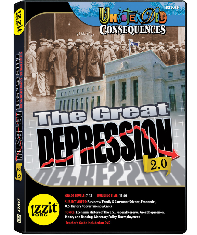 Primary image for The Great Depression 2.0