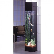 30 Gallon Aquarium Rectangle Tower w Filter Lights Plants Pump + FREE SH... - €2.057,34 EUR