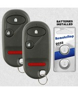 2 For 2002 2003 2004 2005 Honda Civic Si Keyless Car Remote Key Fob Tran... - $22.43