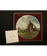 Norman Rockwell's Looking out to Sea Collector Plate w/COA - $11.99