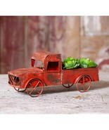 Country new Ol Red Farm Truck in Distressed Red Metal - $42.00