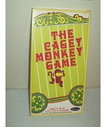 the Cagey Monkey game 1969 Whitman complete family fun game hard to find - $19.75
