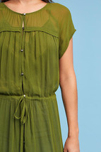 Anthropologie MAEVE Moss Midori Duster / Dress M - $87.50