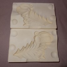 Mouse Pulling Christmas Tree Ceramic Casting Mold 1981 Albertas A-254 Used - $16.48