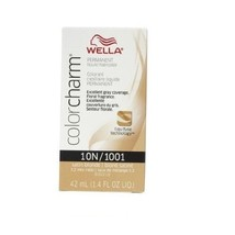Wella Color Charm Permanent Liquid Haircolor Satin blonde 10N/1001 - $14.95+