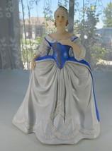 Catherine The Great Franklin porcelain handpainted 1983 Russian Décor Hé... - $30.00