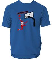 Jordan Basketball Michael T Shirt Unisex Bulls Nba Juko Air Player American dunk - $12.61+