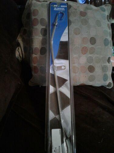 Mr. Gasket 6924 Mr. Gasket Engine Oil Dipstick & Tube - Chrome