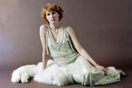 Mia Farrow Death on The Nile Lovely Fashion Glamour Pose 24x18 Poster - $23.99