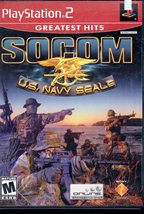 Socom U. S. Navy Seals - Playstation 2 Greatest Hits - $10.95