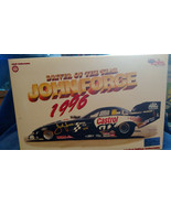 1:24 1997 ACTION NHRA CASTROL GTX FUNNY CAR JOHN FORCE 1996 DRIVER OF TH... - $33.20