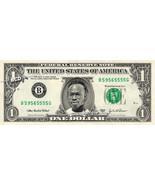 IDDRIS SANDU on a REAL Dollar Bill Cash Money Memorabilia Collectible Celebrity - $8.88