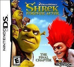 Dreamworks Shrek Forever After The Final Chapter ( Nintendo DS, 2010) NEW - $26.88