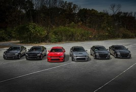 2015 Dodge Charger model lineup POSTER | 24 x 36 INCH | muscle car |  - $18.99