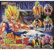 Freezer Gashapon HG Dragon Ball Z invasion! Dragon Ball contention ed 6types set - $81.18