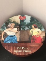 I Love Lucy 550 Piece Jigsaw Puzzle Lucys Italian Movie Puzzle New - $31.76