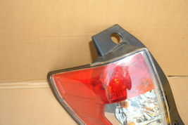 09-13 Subaru Forester Taillight Brake Light Lamp Left Driver Side LH image 3