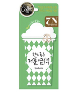 CONFUME COFFEE FRAGRANCE NATURAL BUBBLE HAIR COLOR - 7N NATURAL BROWN - $14.99