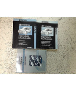 2002 Toyota Rav4 RAV 4 Service Shop Repair Manual Set OEM 02 W ELECTRICA... - $87.07