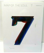BTS Map of the Soul : 7 Version 3 Factory Sealed Complete w/ Photocard NEW - $19.33