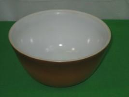 Pyrex Corning Ovenware 1.5 Liter 402 Brown Cinderella Nesting Baking Micro Bowl - $10.35