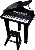 Potex Toys Interactive Grand Piano With Stool - $75.19