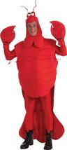 Crawfish Costume Adult Crawdaddy Mardi Gras Lobster Halloween Unique FM6... - $69.99