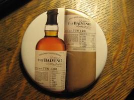 The Balvenie Scotch Whisky Scozia Bottiglia Annuncio Pubblicitario Tasca - $19.79
